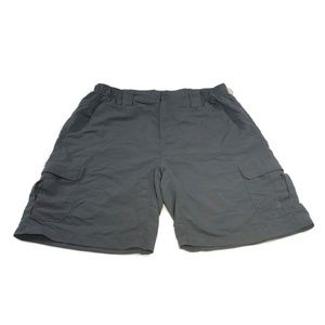 The North Face Hiking Shorts L Charcoal Gray